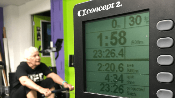 How to generate power on the rowing machine. Get more out of your #rowing workout with this drill. Then test your progress on these FREE rowing interval workouts. Low-impact fat burners and strength builders, they'll get you in and out in 25 minutes or less: http://bit.ly/GetFlywheelFit #rowing #fitness #rowingmachine #row #rowworkout #concept2 #indoorrowing
