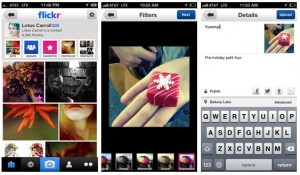 Flickr's new iPhone app competes with Instagram