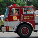Shrewsbury Hose Co. #1 Fire Truck