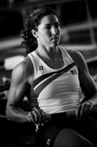 Headshot of Natalie Dell O'Brien, bronze medalist in rowing at the 2012 London Olympic Games