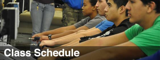 rowing-class-schedule