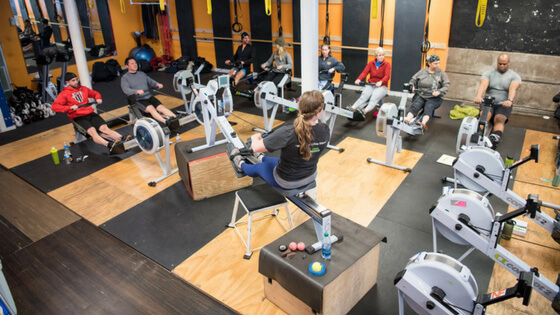 UCanRow2 certifies indoor rowing instructors across the US and Canada