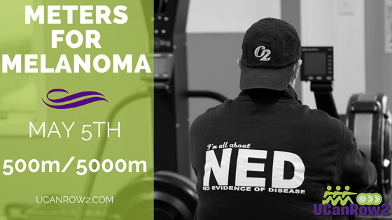 Help us beat melanoma, one of the deadliest cancers! Join us every May 5 for Meters for Melanoma, supporting the Midwest Melanoma Partnership. Join us!