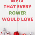 Christmas gifts to give your rower friend