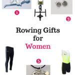 Photos of rowing jewelry, erger pendant, comfy tights, Tablet Mount for Indoor Rower, compression wick trou.